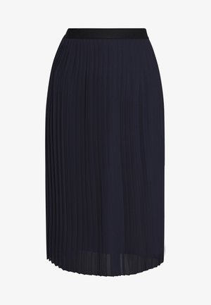SKIRT PLISSEE - Gonna a campana - scandinavian blue