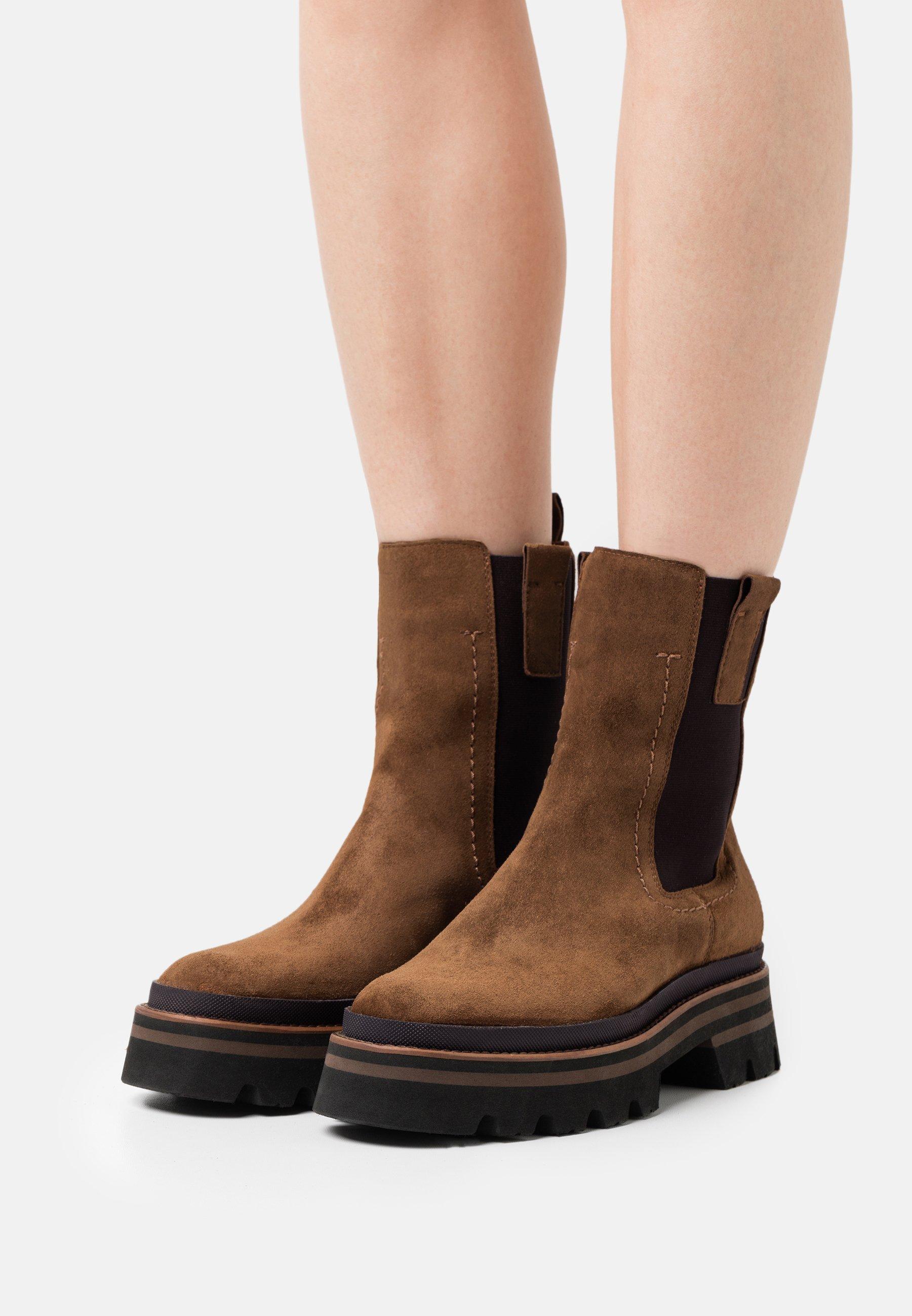 Women ASPEN - Platform ankle boots