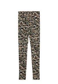 Tezenis - BEDRUCKTE  MIT HOHEM BUND - Leggings - Trousers - st.small camo - 5