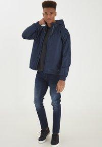 Blend - Outdoor jacket - dress blues - 1