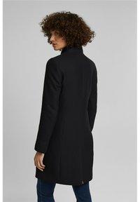 Esprit - Classic coat - black - 2