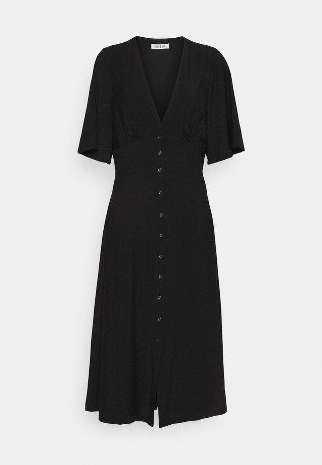 VERA DRESS - Maxi dress - black