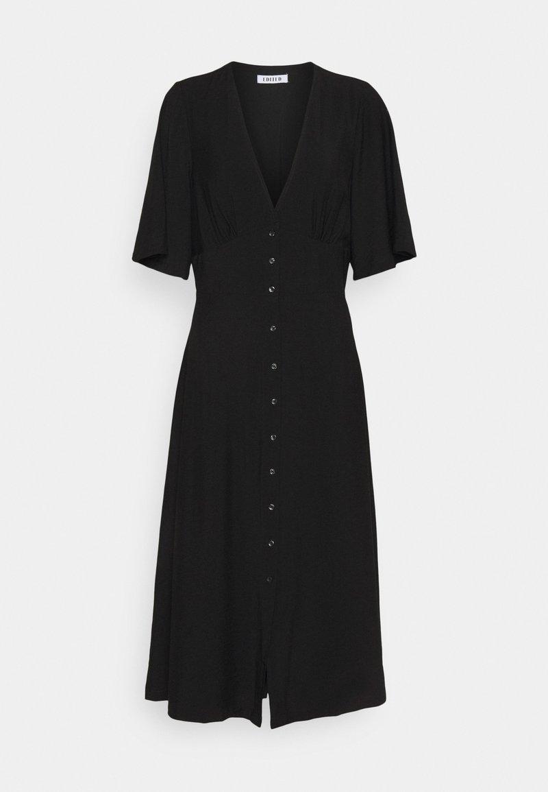 EDITED - VERA DRESS - Maxi dress - black