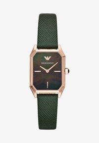 Emporio Armani - Reloj - grün - 1
