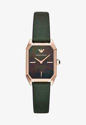 Uhr - grün