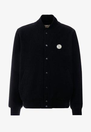BENGAN - Bomber Jacket - black