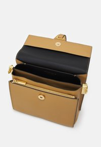 Coccinelle - LOUISE - Handbag - warm beige/noir - 4
