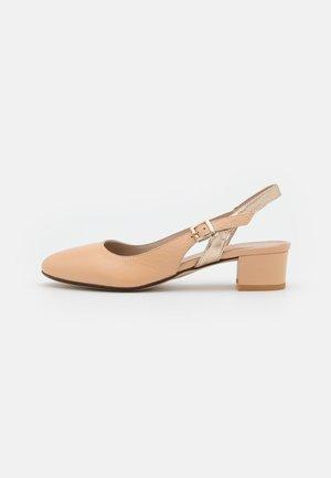 MELIAN - Classic heels - nude/or