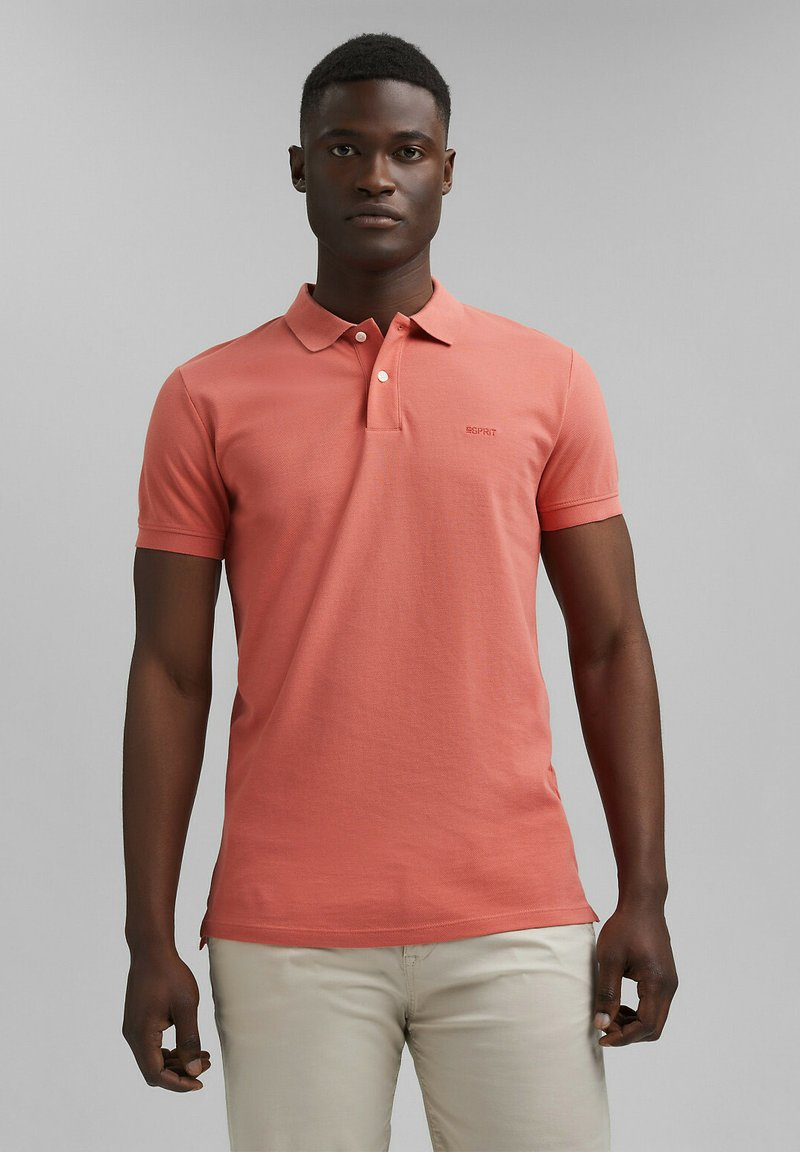 Esprit - Polo shirt - coral red