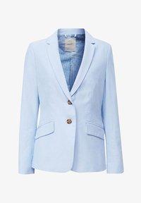 Esprit - CHAMBRAY - Blazer - light blue - 4