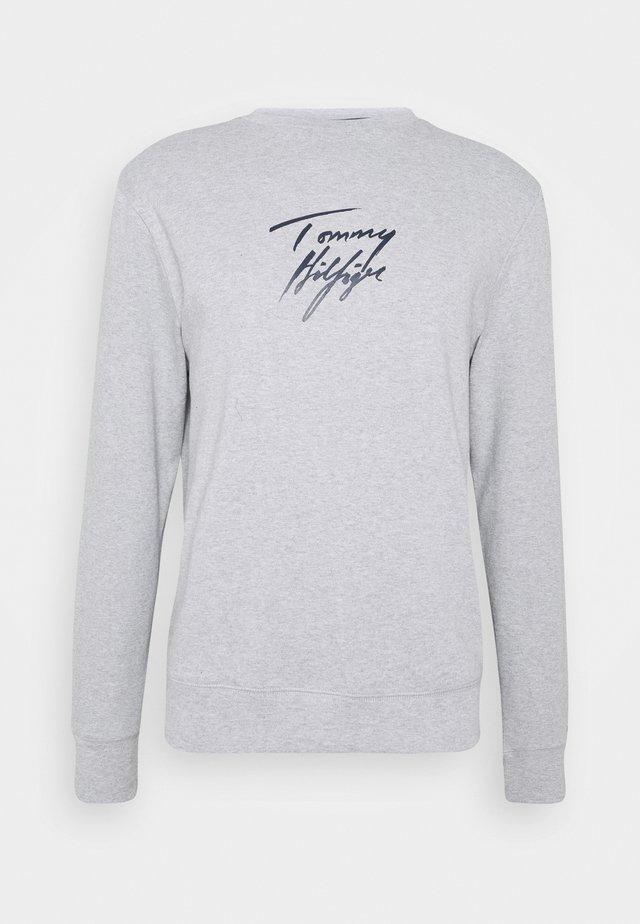 TRACK - Maglia del pigiama - grey