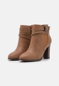 Wallis - ABINGDON - Boots à talons - tan - 2