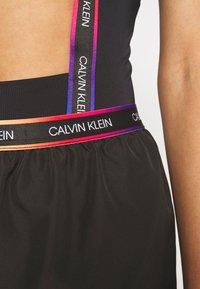 Calvin Klein Swimwear - PRIDE SHORT - Bikini pezzo sotto - black - 4