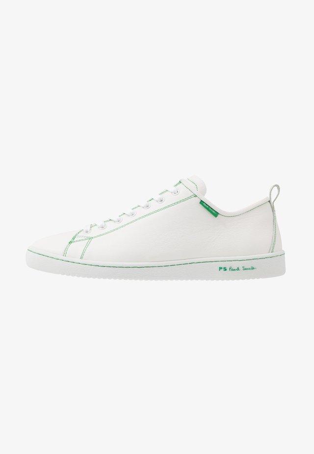MIYATA - Joggesko - white/green