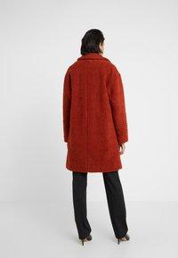 HUGO - MOLGA - Classic coat - rust/copper - 2