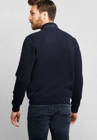 Bugatti - Zip-up sweatshirt - marine - 1