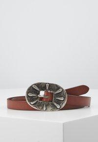 Polo Ralph Lauren - ARIZONA BELT - Belt - tan - 0