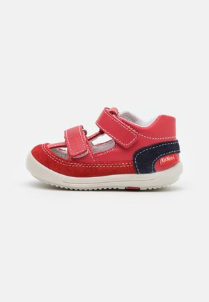 KID - Sandals - rouge/marine