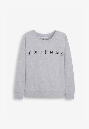 FRIENDS  - Mikina - stone