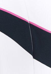 Cross Sportswear - WAVE FULL ZIP - Mikina na zip - white - 2