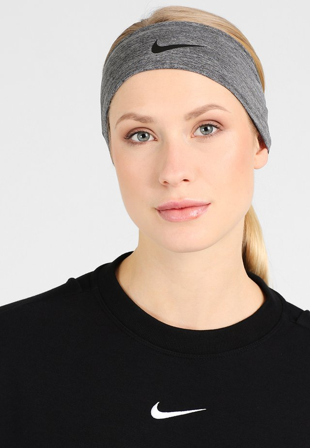 FURY HEADBAND - Oorwarmers - charcoal heather/black