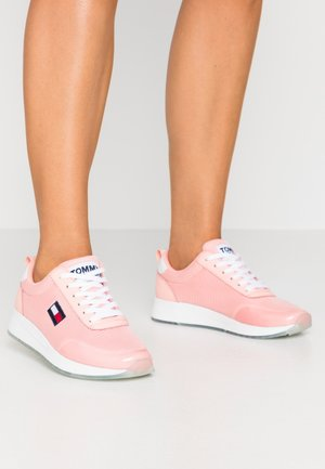 FLEXI RUNNER - Sneaker low - sweet peach