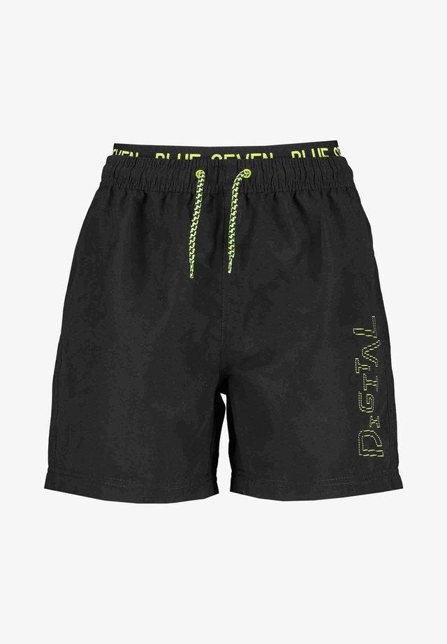 BASICS - Swimming trunks - schwarz