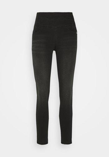 PANTALONI - Jeans Skinny Fit - washed deep black