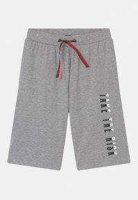 Re-Gen - TEEN BOYS  - Shorts - grey melange - 0