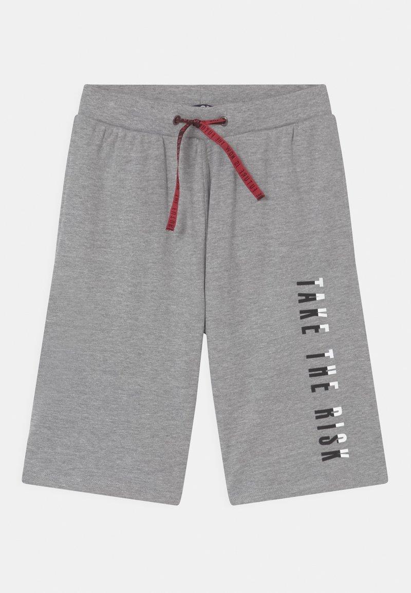 Re-Gen - TEEN BOYS  - Shorts - grey melange
