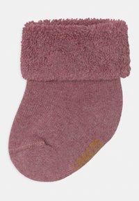 Lässig - NEWBORN 3 PACK - Ponožky - rose - 1