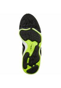 Nike Sportswear - Sneakers - black/volt-habanero red-white - 8