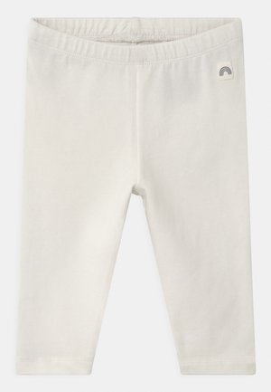 UNISEX - Leggings - Trousers - light dusty white