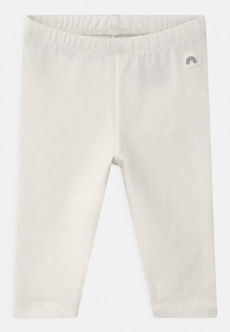Lindex - UNISEX - Leggings - Trousers - light dusty white