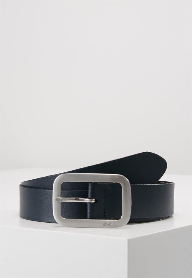 Cinturón - blue