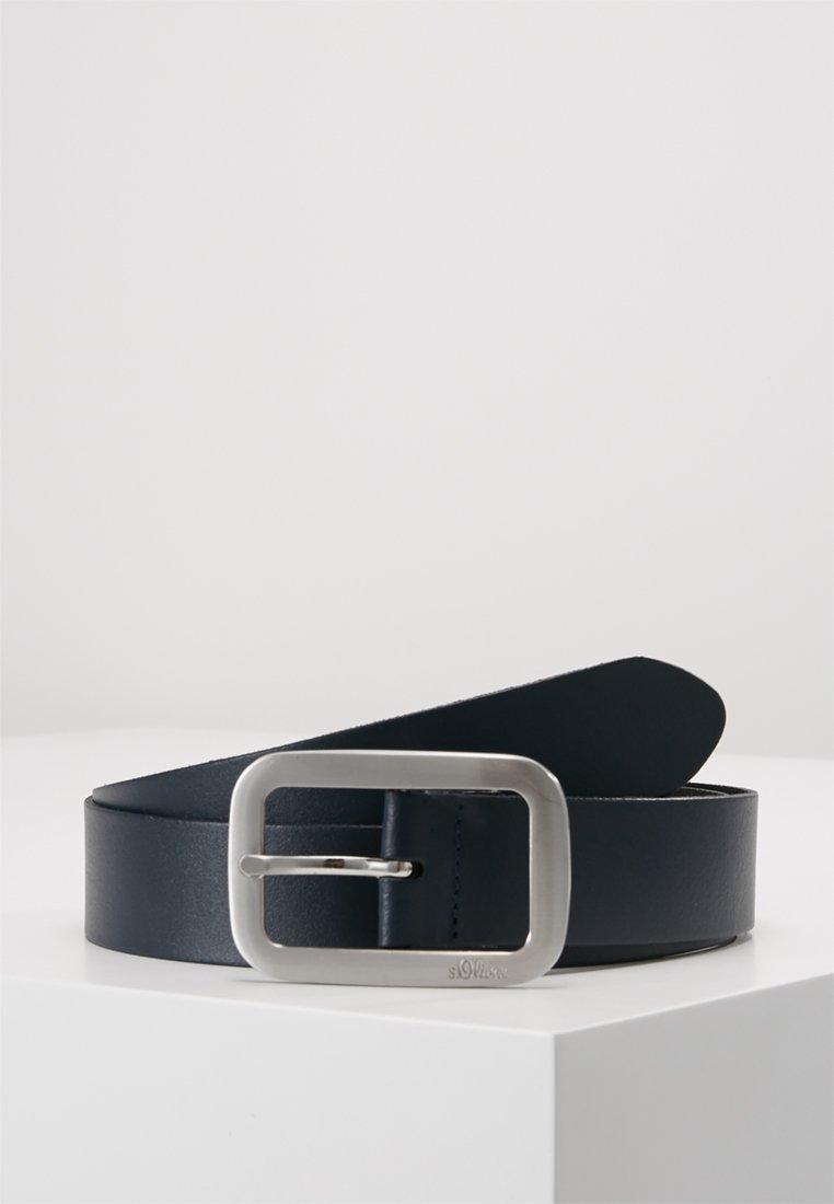 s.Oliver - Belt - blue