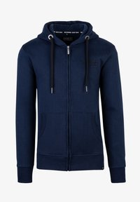 Spitzbub - LENNY - Zip-up sweatshirt - blau - 0