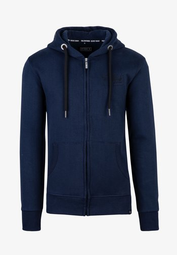 LENNY - Zip-up sweatshirt - blau