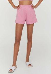 PULL&BEAR - SET - Shorts - pink - 5
