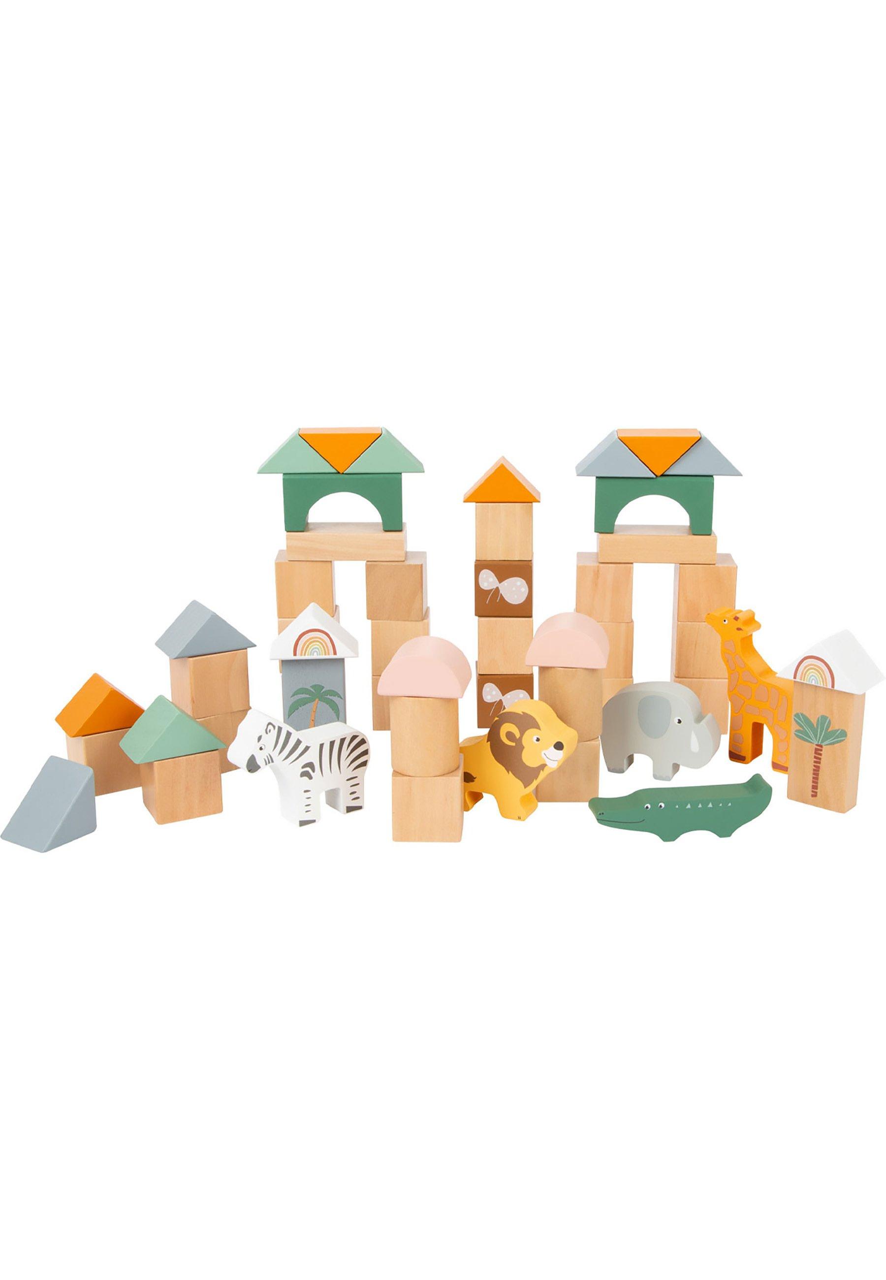 Kinder SAFARI - Blockspielzeug
