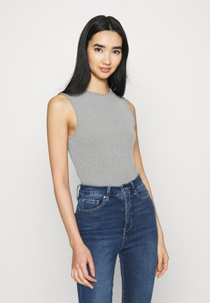 BRIXTON BODYSUIT - Topper - grey