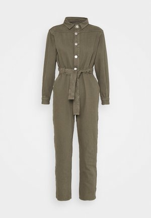 LADIES WASH - Jumpsuit - khaki