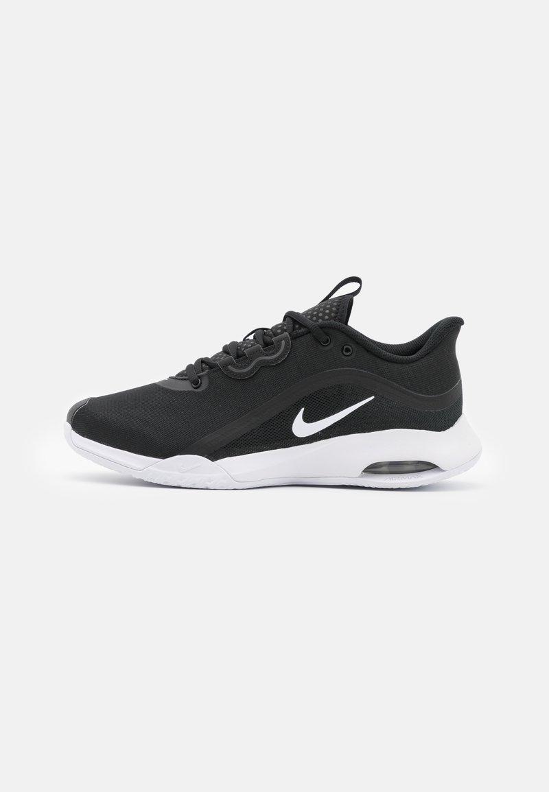 Nike Performance - AIR MAX VOLLEY - Zapatillas de tenis para todas las superficies - black/white