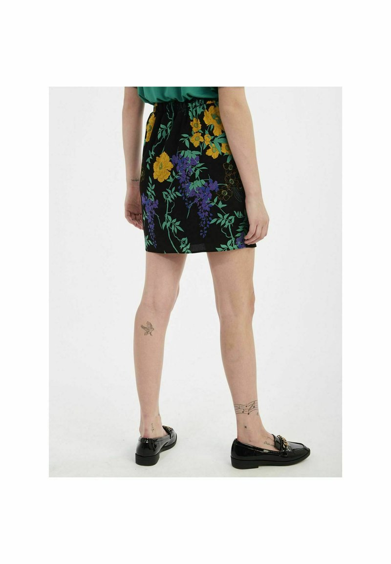 NAF NAF - Mini skirt - black