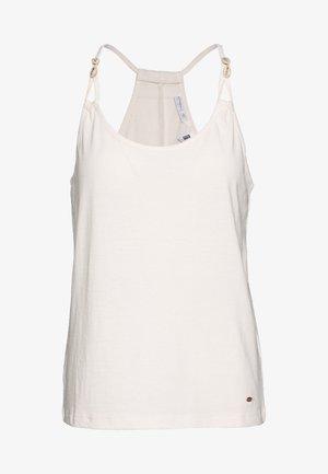 Undershirt - powder white