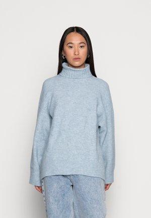 HENRI JUMPER - Stickad tröja - kentucky blue