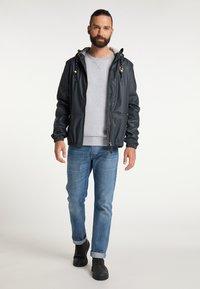 Schmuddelwedda - REGEN - Waterproof jacket - dunkelmarine - 1