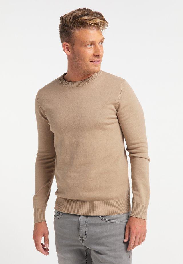 Maglione - beige