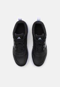 adidas Performance - TENSAUR UNISEX - Kuntoilukengät - core black/footwear white - 3