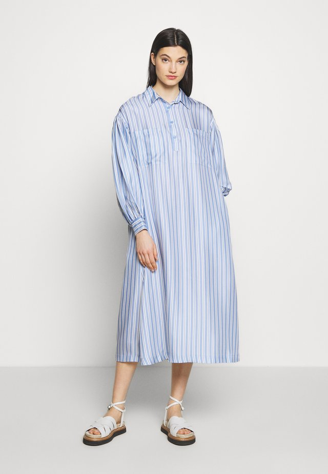 CARIN - Shirt dress - eventide